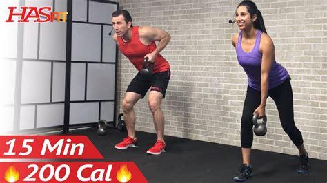 workouts beginners kettlebell workout fat beginner min loss