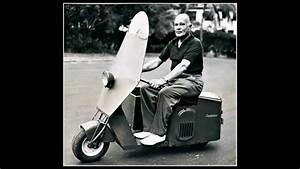 Vintage Cushman Motor Scooters