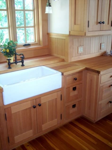 Douglas fir Custom Kitchen Cabinetry   new york   by