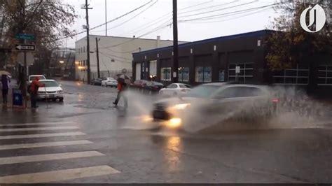 rains  lot  portland oregon youtube