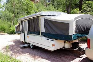 Coleman Pop Up Tent Trailer Parts With Camper Awning Plus Fleetwood Together Ideas Repair Track