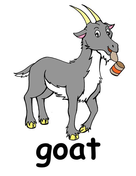 goat clipart clipart suggest