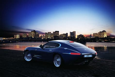 Lyonheart K Is A Modern Jaguar E-type