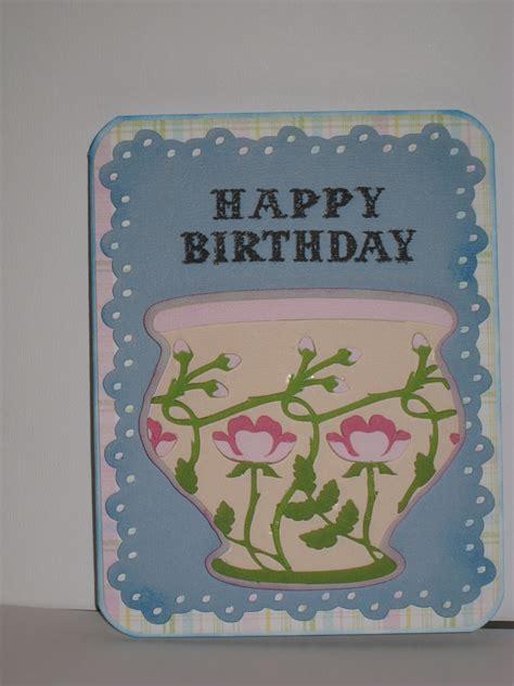 cards cards cards  cricut   birthday card