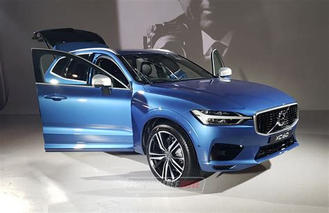 volvo xc  australian debut performancedrive