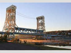 The Changing Role of the Portage Lake Lift Bridge Lake