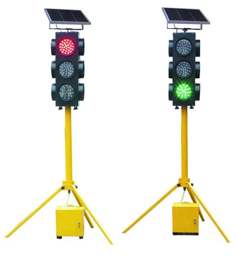 china solar led traffic light hnst pf34 china solar