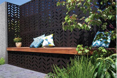 outdeco garden screens decorative screens  panels