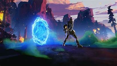 Apex Legends Wraith Wallpapers Desktop Voidwalker Event