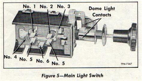 1950 Gm Headlight Switch Wiring Diagram by 1960 1963 Gmc Park Ls