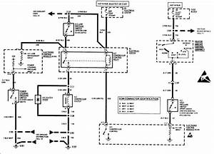 We Are Following The Wiring Diagram For A 1990 Pontiac