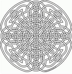 Adult Coloring Pages Celtic Knots - Coloring Home
