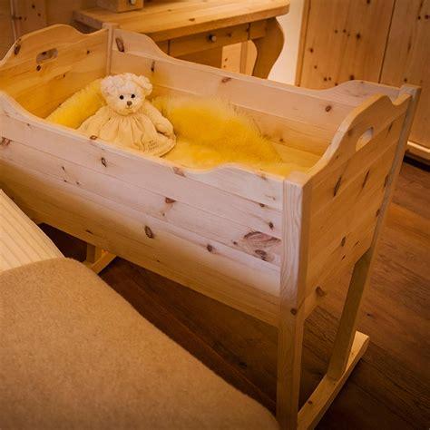 Baby Wiege Easy Baby Wiege Natur Inkl Matratze Und Himmelstange