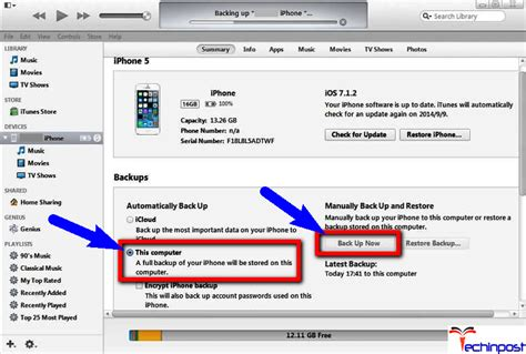 backup iphone to external drive guide how to backup iphone to external drive easy 1099