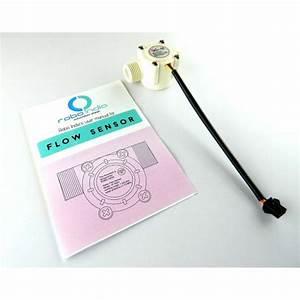 Flow Sensor With User Manual
