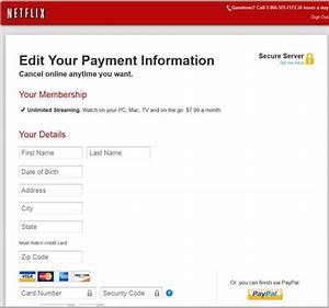 Faux Code Carte Bancaire : mode de paiement netflix ~ Medecine-chirurgie-esthetiques.com Avis de Voitures