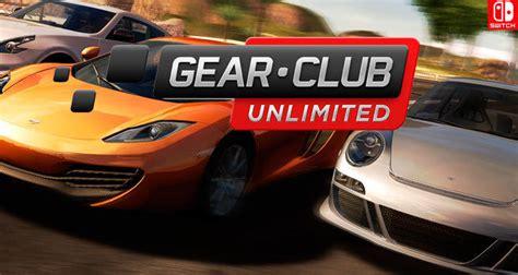 Gear Club by An 225 Lisis Gear Club Unlimited Switch