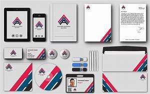 What Is A Personal Letterhead 精美绝伦 不容错过的25款漂亮的企业vi设计 优设 Uisdc
