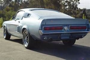 1967 Shelby GT500 - Brittany Blue - 70,000 Original Miles! For Sale