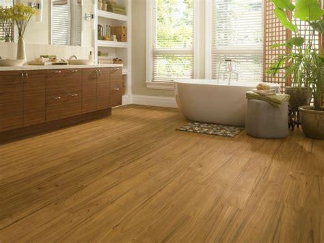 Armstrong Laminate Bathroom Flooring by Armstrong Luxury Vinyl Plank Flooring Lvp Wood