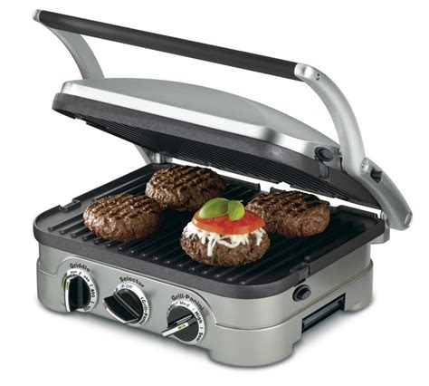 cuisine arte gr 4n grills products cuisinart com