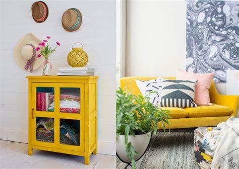 objet design cuisine un zest de jaune pour illuminer la déco joli place