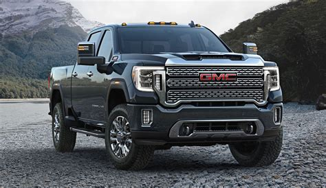 2020 gmc 3500hd 2020 gmc hd or not gm authority