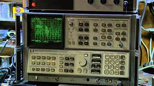 Hp 8568b Spectrum Analyzer Receiving Wa1hlr
