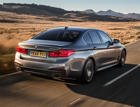 Co Bmw by Bmw 5 Series Saloon Review Parkers