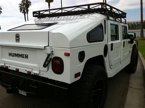2006 Hummer H1 4 Door Hardtop Ksc4 With Slantback Shell,1