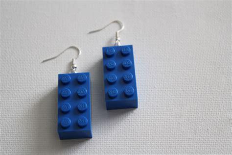 diy lego earrings  minute crafts