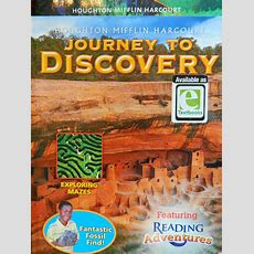 Houghton Mifflin Harcourt Journeys Grade 5 Journey To Discovery 2012 547595735 Ebay
