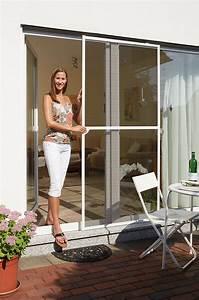 Vorhänge Zum Schieben : fliegengitter t r zum schieben einfache montage schellenberg shop ~ Yasmunasinghe.com Haus und Dekorationen