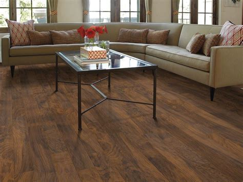 Durable family rooms, think hardwood floors