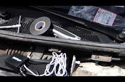какие ходовые огни можно устанавливать на автомобиль