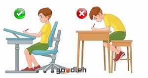 The Benefits of Good Study Posture for Kids – Gracious ...