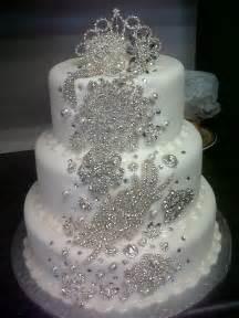 bling cake sweet sensations pinterest receptions
