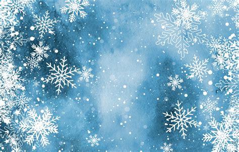 wallpaper winter snow snowflakes background christmas