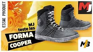 Moto Journal Youtube : test baskets forma cooper protection et confort moto journal youtube ~ Medecine-chirurgie-esthetiques.com Avis de Voitures