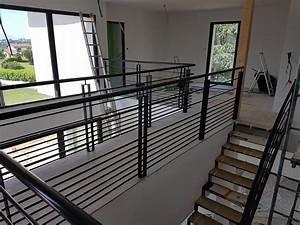 Garde Corps Contemporain : garde corps contemporain pour maison d 39 architecte ~ Melissatoandfro.com Idées de Décoration