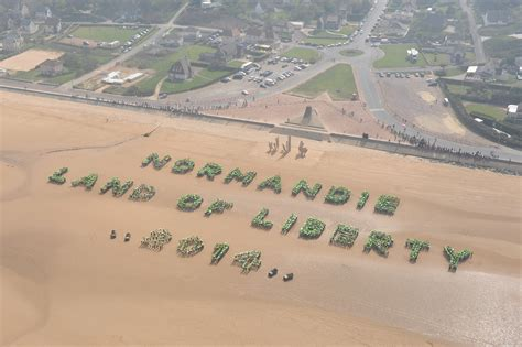 siege plage celebrate the 70th anniversary of d day and the battle of