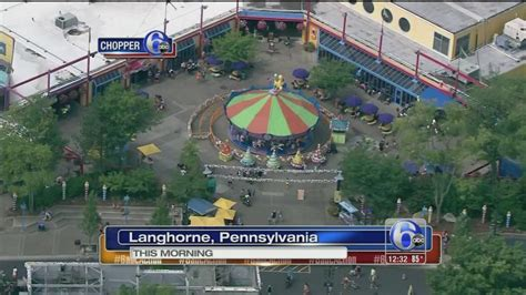 power restored  outage  sesame place amusement park