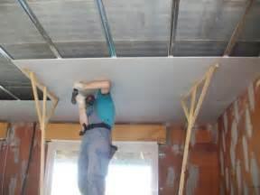 Poser Des Rideaux Au Plafond by Pose Placo Au Plafond Hotelfrance24 Com