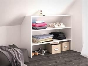 Kit Dressing Brico Depot : meubles sous combles mes combles ~ Melissatoandfro.com Idées de Décoration