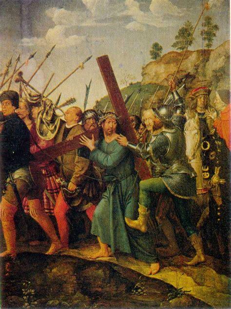 ecole n 233 erlandaise le portement de croix le mus 233 e des