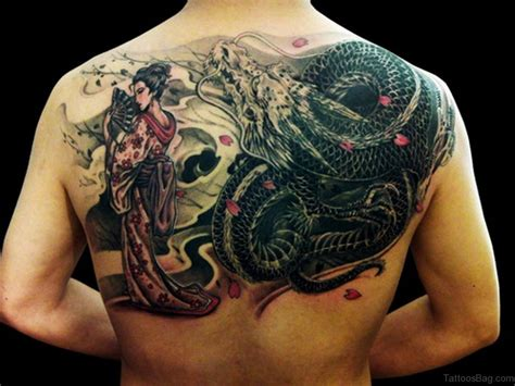 breathtaking dragon tattoo designs