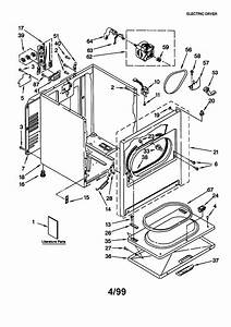 Whirlpool Dryer Parts