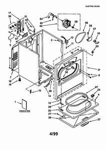 Whirlpool Leq8858hq0 Dryer Parts