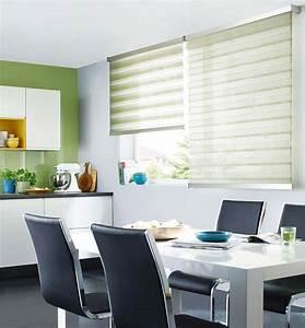 Vorhänge Für Küche : sichtschutz in der k che vorh nge plissees und rollos ~ Watch28wear.com Haus und Dekorationen