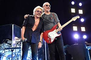 Style Chart The Who Resumes Hits Tour In Detroit Following Roger